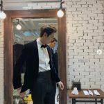 <トレンドブログ>イ・ミンホ、すらっとした抜群のスタイル…惚れ惚れするスーツを披露。