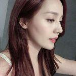 女優ユジン、完璧な横顔に女神のようなビジュアルを披露