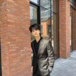 """<span class=""""title"""">チャ・ハギョン(VIXXエン)、まるで野外ファッションショー…ウォーキングスタイルが最高!</span>"""