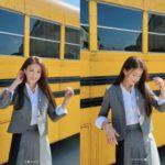 """<span class=""""title"""">女優イ・シヨン、筋肉を隠してラブリー×爽やかビジュアルを披露</span>"""