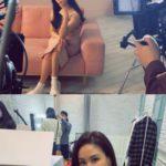 """<span class=""""title"""">女優コ・ソヨン、ノースリーブのワンピースに「靴下は必須」…49歳の美貌</span>"""