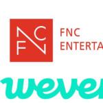 """<span class=""""title"""">FNC所属アーティスト、グローバルファンコミュニティ「Wevers」合流</span>"""