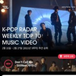 "<span class=""title"">「SHINee」、「Don't Call Me」でK-POP RADARチャート1位を獲得</span>"