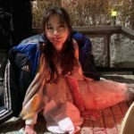 "<span class=""title"">女優キム・ヒョンス、血まみれ「ペントハウス2」の撮影現場公開…「凄然」</span>"