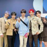 "<span class=""title"">「NCT」ソンチャン、「SHINee」先輩と「人気歌謡」MCデビュー記念ショット</span>"
