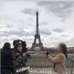 "<span class=""title"">女優イ・ミンジョン、2年前のパリ旅行を回想しながら「マスクの要らなかった世界」</span>"