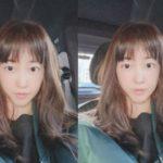"""<span class=""""title"""">女優キム・サラン、前髪を下ろして幼いビジュアル…お人形さんのような美貌</span>"""