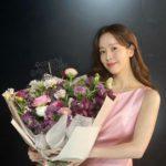 """<span class=""""title"""">女優ハン・ジミン、花より""""花のような""""美貌を公開</span>"""