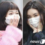 """<span class=""""title"""">ソンミ&ヒョナ、「Wonder Girls」出身の女神たちがマスクで示した新曲広報が話題</span>"""