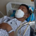 "<span class=""title"">肺がん闘病中のキム・チョルミン、意味深長なSNSを投稿「諦めたら次のチャンスはない」</span>"