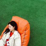 """<span class=""""title"""">ペク・ジニ 、♥ユン・ヒョンミンが惚れた清純ビジュアル…穏やかな時間</span>"""