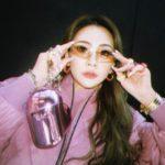 "<span class=""title"">CL、オールピンクファッションで近況伝える</span>"