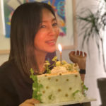 "<span class=""title"">女優ファン・シネ、58歳の誕生日を迎え感謝の投稿…かつての""コンピューター美人""が還暦目前に</span>"