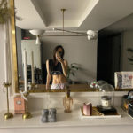 """<span class=""""title"""">女優キム・ジウ、40kg台の体重を維持…鮮やかなシックスパック誇る</span>"""