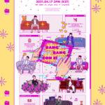 "<span class=""title"">【公式】「BTS(防弾少年団)」、17日に「バンバンコン21」開催…""部屋で楽しむ『防弾少年団』コンサート""</span>"