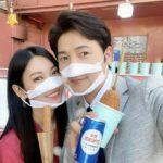 "<span class=""title"">キム・ソヨン♥イ・サンウ、幸せいっぱいの撮影現場を公開…仲良し夫婦</span>"