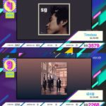 "<span class=""title"">「sg WANNABE」、「MUSIC BANK」でも""チャート逆走""=「Partner for Life」9位&「Timeless」4位</span>"