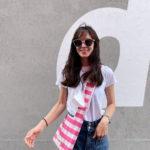 """<span class=""""title"""">女優キム・ソンウン、済州島の美味しいお店巡りをしても完璧なスタイルの3人のママ</span>"""