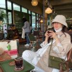 "<span class=""title"">女優チェ・ジウ、キャンピングカフェでも輝く美貌…""魅力爆発""</span>"
