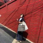 "<span class=""title"">女優ファン・ジョンウム、完璧な8頭身の比率…優雅な近所お散歩</span>"
