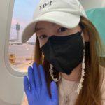 """<span class=""""title"""">女優キム・ジョンウン、香港に戻るのか?""""少しだけHK""""…親友の女優イ・ヘヨン""""気を付けて楽しんでね""""</span>"""