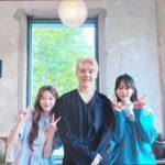 "<span class=""title"">トロット歌手キム・ウイヨン、キム・ジュンスと一緒に撮った写真を誇る</span>"