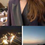 """<span class=""""title"""">女優イ・ジア、「ペントハウス3」放送を目前に海旅行…貝焼+焼酎で気さくに</span>"""