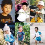 """<span class=""""title"""">日本人メンバーも所属する「P1Harmony」、こどもの日に幼少時代の写真公開…すでにフォトジェニックな風貌</span>"""