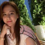 """<span class=""""title"""">元サッカー韓国代表アン・ジョンファンの妻ミスコリア出身イ・ヘウォン、「肉はなぜつくのか」</span>"""