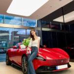 "<span class=""title"">「女神降臨」yaongyi作家、3億ウォン(約3千万円)台のフェラーリ購入 「ポルシェは整理した」</span>"