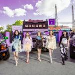 "<span class=""title"">ガールズグループ「woo!ah!」の新曲「Purple」MV、ベトナムで4週連続トップ</span>"