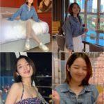"""<span class=""""title"""">女優ソ・シネ、ペントハウスで短いバカンスを楽しむ姿を公開…水着を着て爽やかな笑顔も</span>"""