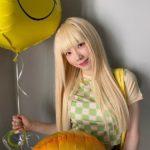 """<span class=""""title"""">「少女時代」テヨン、白金髪にカラーチェンジ…さらに人形のようなビジュアルに</span>"""