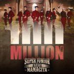 "<span class=""title"">「SUPER JUNIOR」、ヒット曲「MAMACITA」1億回再生突破...通算5度目</span>"
