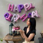 """<span class=""""title"""">ヘリ(Girl's Day)、誕生日ケーキを手に笑顔 「ありがとう、そして愛してる」</span>"""
