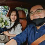 """<span class=""""title"""">俳優アン・ジェウク「6周年結婚記念…チェ・ヒョンジュさんありがとう。一緒にいてくれて」</span>"""