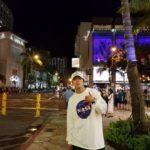 """<span class=""""title"""">CNBLUEジョン・ヨンファ、マスクなしでハワイの街を散歩…""""懐かしいね""""</span>"""