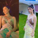 """<span class=""""title"""">ファサ(MAMAMOO)&歌手イ・ハイ、同じ服でもまったく違った雰囲気</span>"""