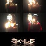"<span class=""title"">""アジア合作""ガールズグループ「SKYLE」、デビュー曲ティザー初公開</span>"
