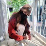 """<span class=""""title"""">女優イ・シヨン、パーカーに高級ブランドの帽子をマッチさせ近況ショットを公開</span>"""